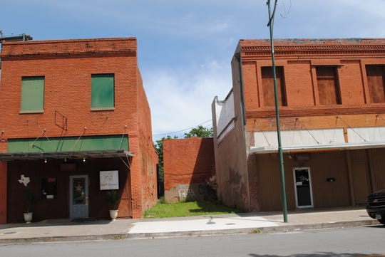 A parcel of property between two buildings at 610 Seventh Street is up for sale by the city of Wichita Falls. Bids will be accepted at the property administration and opened 2 p.m. July 11.