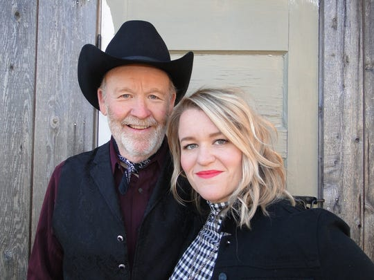 The Gimbles, Emily and her father Dick, will perform from 6:30 to 8:30 p.m.Thursday June 20 at the Wichita Falls Museum of Art at Midwestern State University.