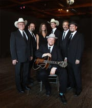 Dallas's Shoot Low Sheriff will play Thursday at the Legends of Western Swing Music Festival in the Ray Clymer Exhibit Hall.