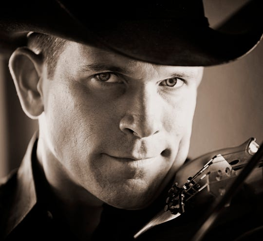 Fiddle player Jason Roberts will play at the annual Legends of Western Swing Music Festival Saturday June 22 at the MPEC.