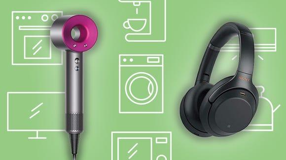 Best Deals Online Sony Headphones Soundbars Dyson Hair Dryers And More