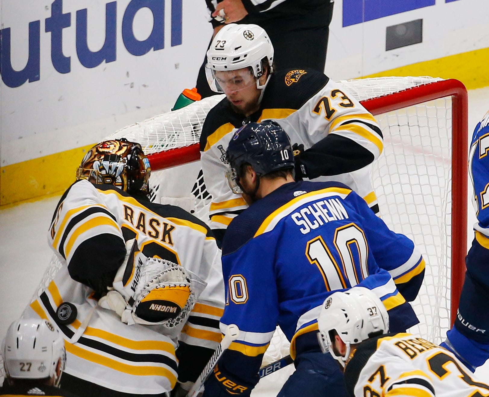 Bruins rout Blues 5-1 to force Game 7 of Stanley Cup Finals