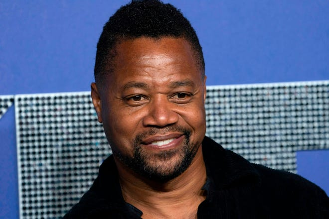 """Cuba Gooding Jr. attends the premiere of """"Rocketman"""" on May 29, 2019, in New York."""