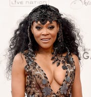 Robin Givens, pictured this month, has given a revealing interview to Andy Cohen.