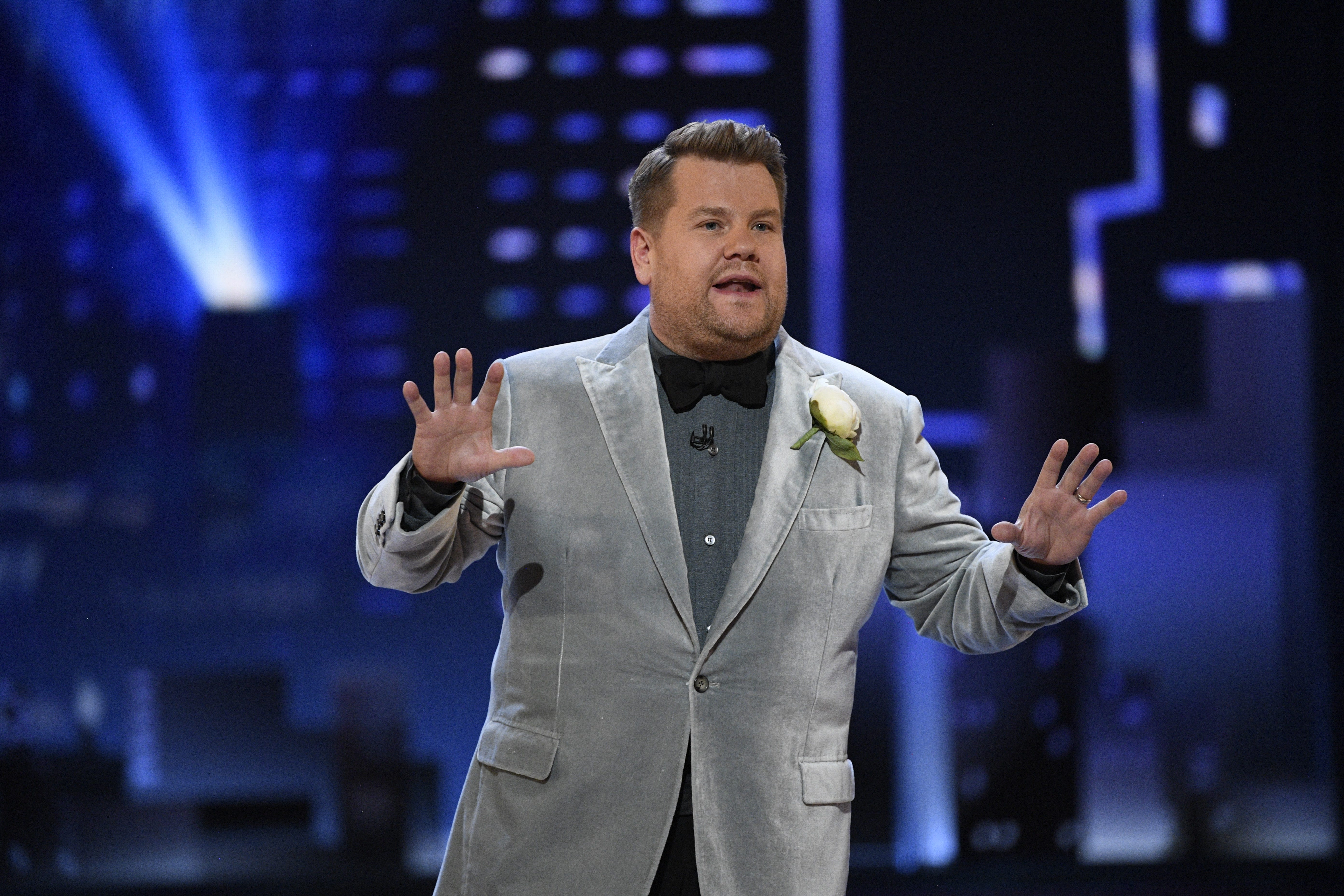 Corden: Nevada is  finally feeling the Bern  in a good way