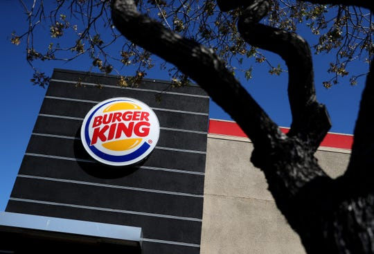 Burger King to ditch plastic toys from kids' meals in the U.K.