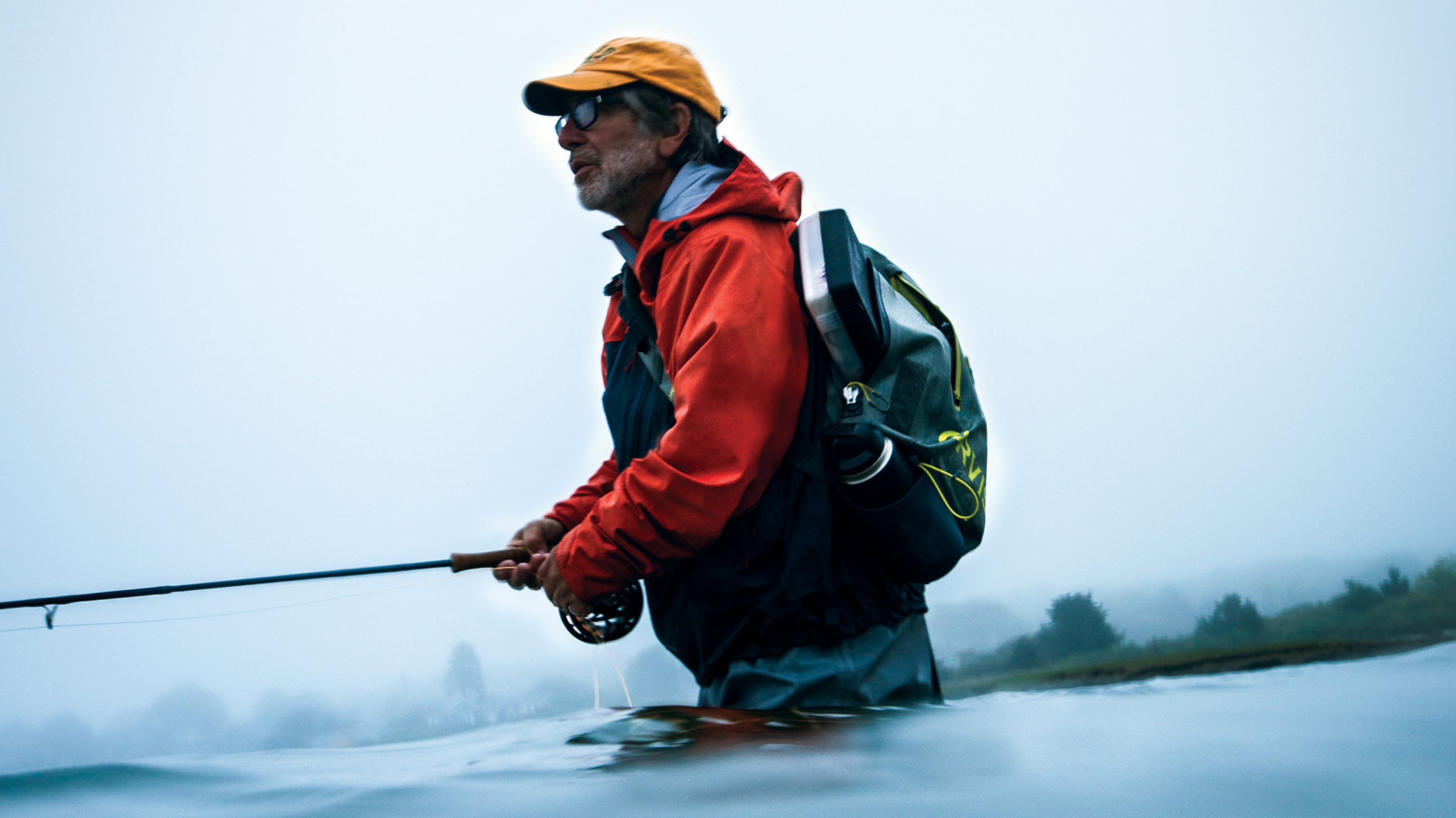 Bass fishing with a fly rod? Don't knock it until you've