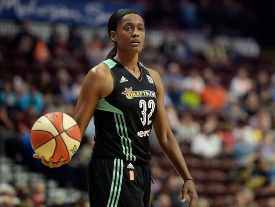 Swin Cash, a three-time WNBA champion and four-time all-star, will be named vice president of basketball operations and team development for the New Orleans Pelicans.