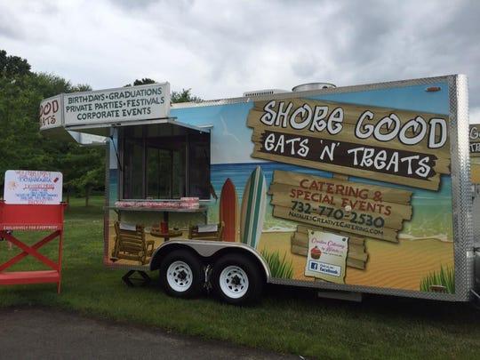 Shore Good Eats 'N' Treats, a Neptune City restaurant, got its start as a food truck.