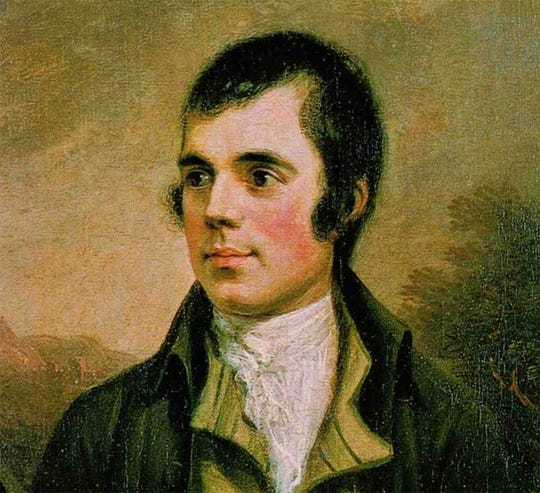 Robert Burns (Wikimedia Commons)