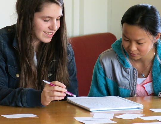 The Young Writers Project has been awarded $25,000 by the Gannett Foundation -- owner of the Burlington Free Press -- for the Burlington-based non-profit's new Community Journalism Project to explore topics that stir middle- and high schoolers, includingÊsocial justice, climate change and violence. Young Writers Project was one of 16 recipients of top-tier grants through Gannett Foundation's A Community Thrives project, amongÊ1,500 applicants in 46Êstates.
