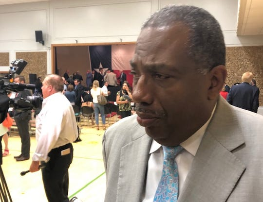 State Sen. Royce West, D-Dallas, says the new school finance law will provide all-day kindergarten for children in law-income families.