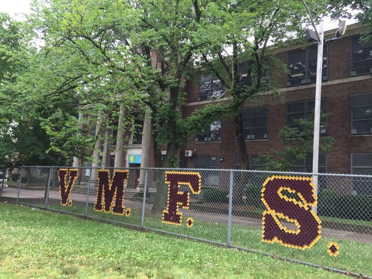 Veterans Memorial Family School will remain open, Camden School District officials said, but a long-term plan is needed to address thee building's ongoing maintenance problems.