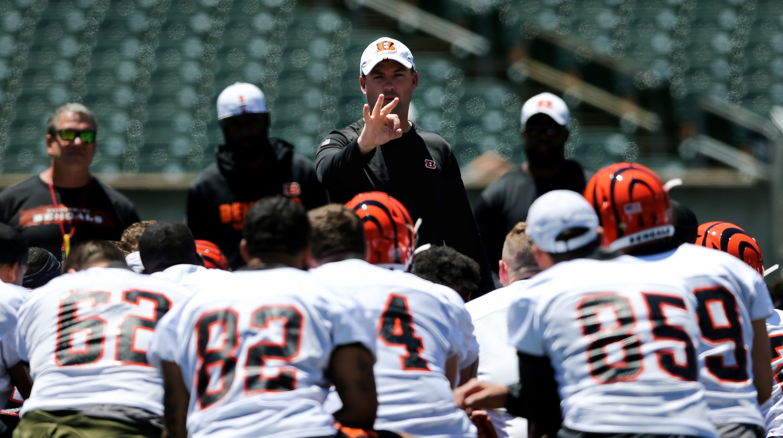 f51f74a6 Cincinnati Bengals NFL training camp: 2019 dates, schedule announced