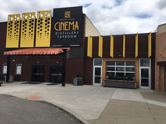 RJ Cinema, distillery, Taproom is expected to open sometime in June in Union Township, Clermont County. It's located in the same plaza as Jungle Jim's Eastgate.