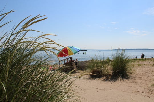 The most popular state park according to occupancy rate is East Harbor, located on the shores of Lake Erie.