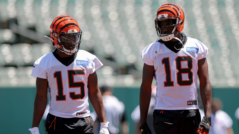 los angeles 31c37 109e6 Cincinnati Bengals' John Ross: It's got to be my best