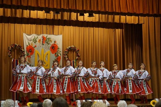 The Ukrainian Festival in Perth Amboy will feature live performances from traditional Ukrainian dancers.