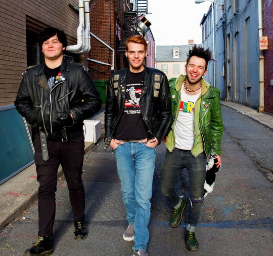 The Phillipsburg-based punk trio Houston & the Dirty Rats have two shows coming up June 15 and July 12 at the Northside Lounge in Manville. They are sandwiched between more than 120 2019 tour dates throughout the U.S. and Canada.