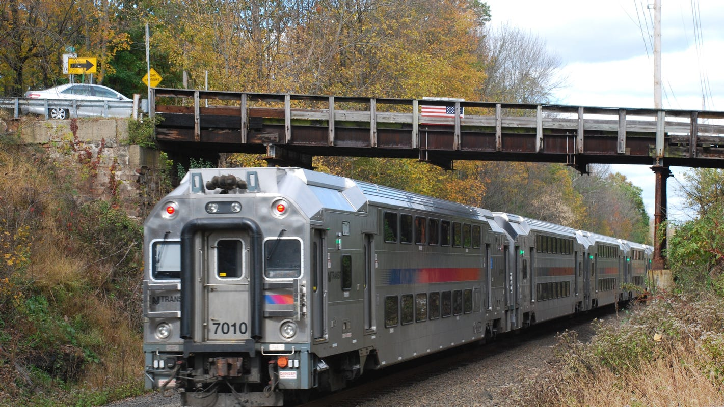 Branchburg: New bridge over NJ Transit Raritan Valley Line could be finished by June