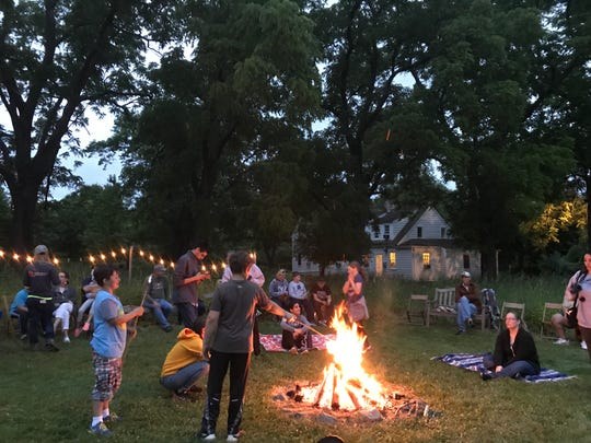 Celebrate the first day of summer with Raritan Headwaters Association (RHA) on Friday, June 21, A family campfire, owl program and star-gazing will be held on Friday, June 21, at Raritan Headwaters Association's Fairview Farm Wildlife Preserve in Bedminster.