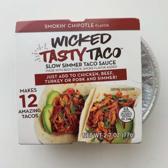 Tasty Tacos is filing a lawsuit against More Than Gourmet, a company that's selling a Wicked Tasty Taco seasoning.