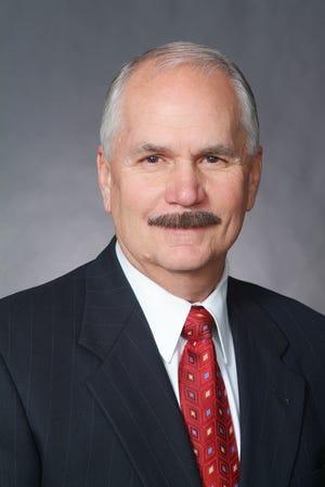 Troy Mayor Dane Slater.