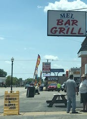 The Mel Bar & Grill on Allen Road in Melvindale was known for its specials, like 75 cent coneys and sloppy Joes.