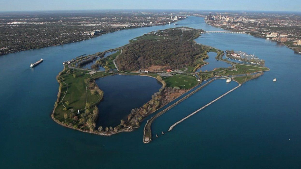New Belle Isle garden to open in fall 2020, will have thousands of Michigan flowers