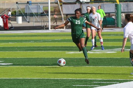 Novi soccer's Lauren Calhoun