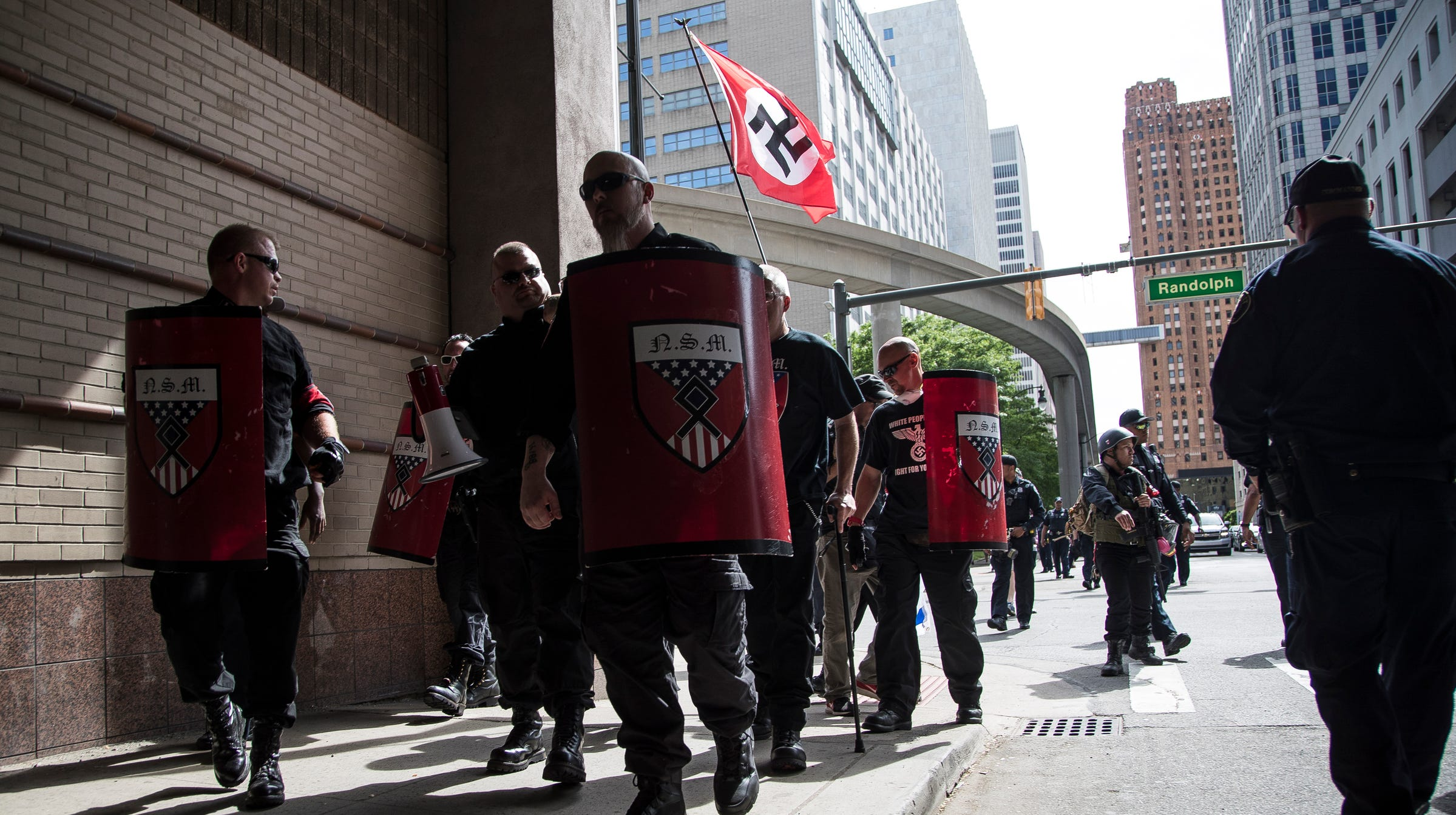 Neo-Nazis will rally in Phoenix? That can't be a coincidence