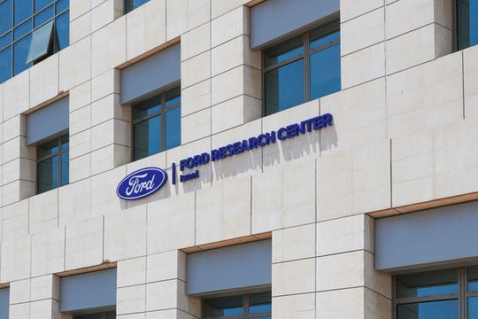 Ford Motor Co.'s executive chairman, Bill Ford, is in Tel Aviv, Israel, to announce the opening of the automaker's research center there.