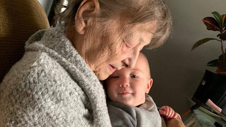 Celebrate Michigan photo finalist treasures family bonds