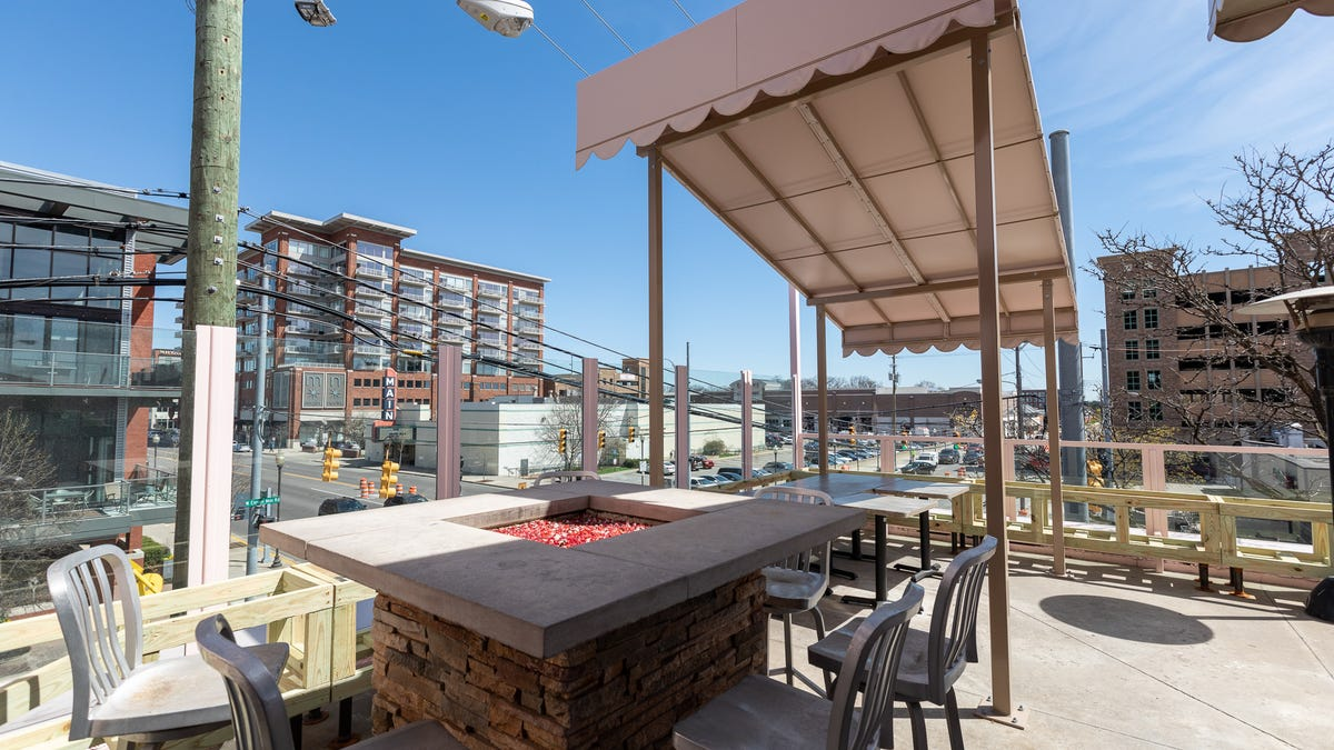 Pinky's Rooftop reopens in Royal Oak, 2 new restaurant concepts planned for ground floor 2
