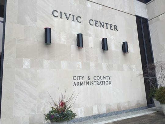 Civic Center, Evansville