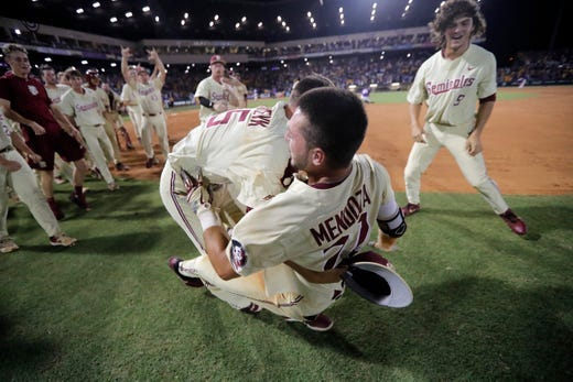 With odds against them, the stars were aligned again for the 'Noles and Martin will finish off his career in Omaha either with a loss or a CWS title.
