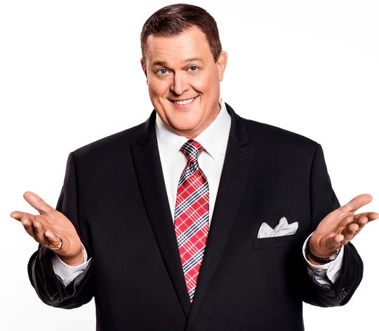 Comedian Billy Gardell is coming to the Meyer Theatre on Feb. 28