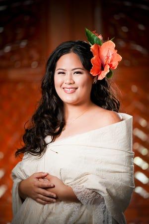 75th Guam Liberation Queen Regina Duenas