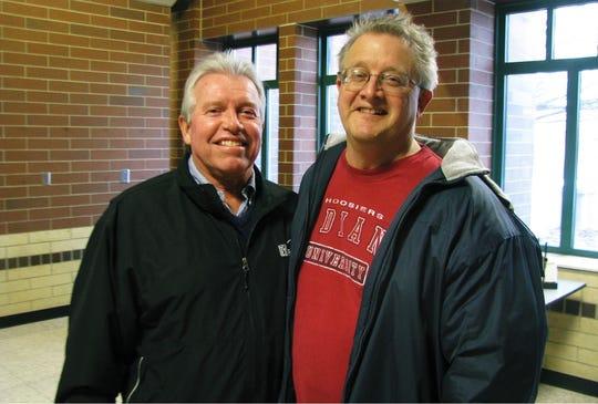 Billy Shepherd and Jeff Gildea.