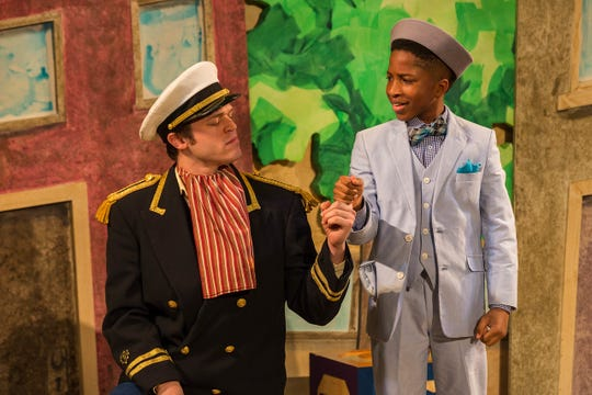 """In 2017, Lumpkin played the title role in IRT's production of """"Stuart Little."""""""