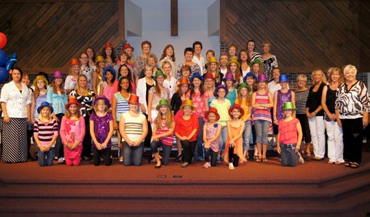Summer fun is always on tap when the Metro Mix chorus hosts its Young Women in Harmony festival.