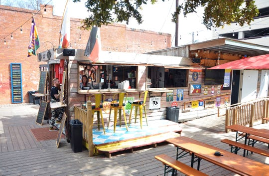 The Wurst Biergarten changed its license from restaurant to bar on Feb. 28.