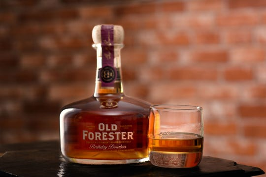 The Birthday Bourbon celebrates Old Forester George Garvin Brown's birthday