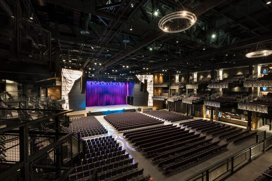 The Anthem is a $60 million performing arts venue in Washington D.C.