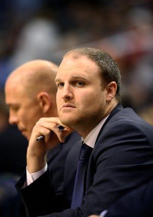 New Memphis Grizzlies coach Taylor Jenkins