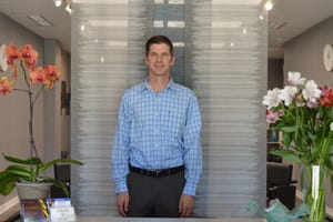Chris Talaska of Bay View owns CM Salons in South Milwaukee.