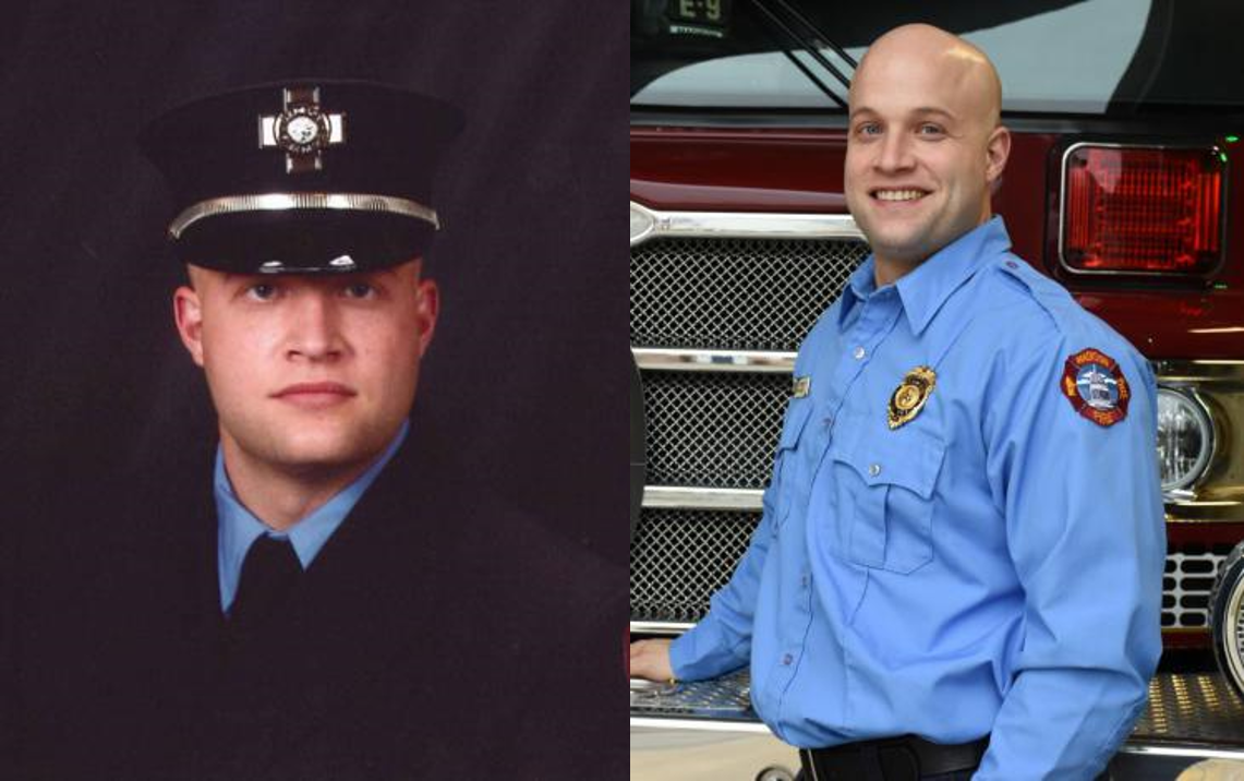 Firefighters from across Wisconsin cover for Madison colleagues