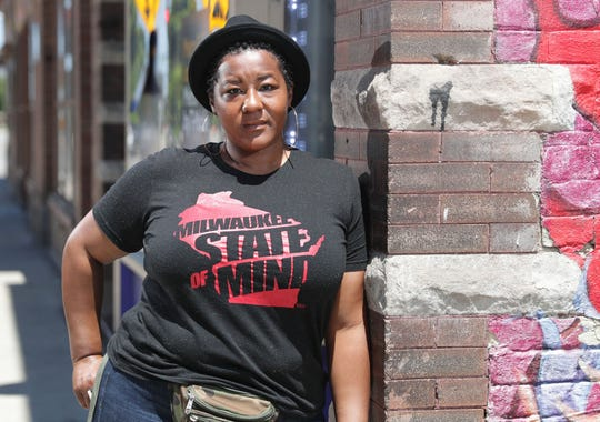 """""""No one wants to perpetuate an us-versus-them atmosphere in the city,"""" said Shantae Peace, commenting on Milwaukee's status as the nation's most racially segregated city."""