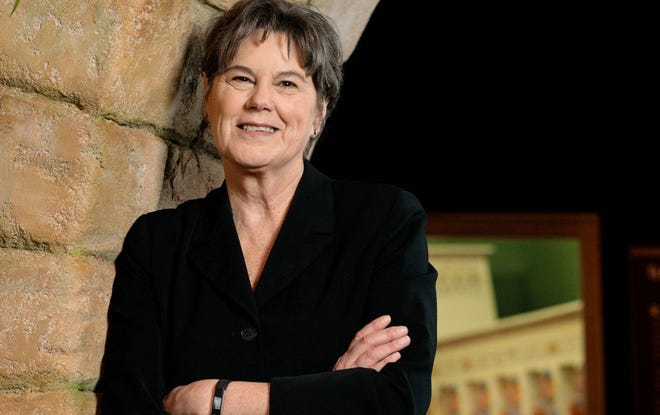 Ellen Censky was been named president and CEO of the Milwaukee Public Museum on June 11, 2019. She has been the interim leader since September.