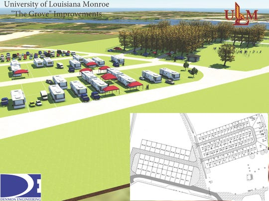 ULM released the final layout of the new Grove via social media on May 22.